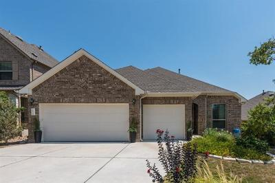 Travis County Single Family Home For Sale: 5804 Gunnison Turn Rd