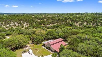 Dripping Springs Single Family Home For Sale: 940 Oneil Ranch Rd