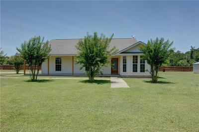 Cedar Creek Single Family Home For Sale: 144 S Pope Bend Rd #A