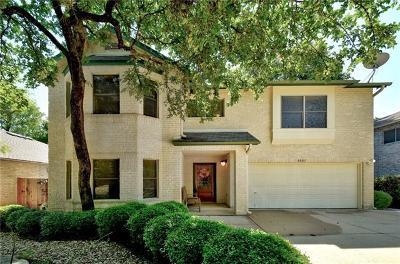 Austin Single Family Home Pending - Taking Backups: 8005 Evadean Cir