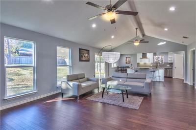Travis County Single Family Home Pending - Taking Backups: 11808 Doonesbury Cv