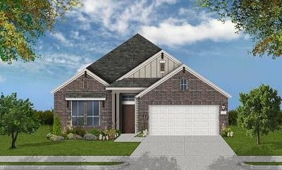 Liberty Hill Single Family Home For Sale: 445 Vista Portola Loop