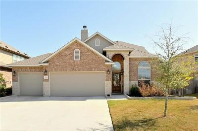 Pflugerville Single Family Home For Sale: 3208 Honey Peach Way