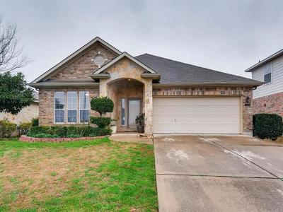 Austin Single Family Home For Sale: 1604 Musket Valley Trl