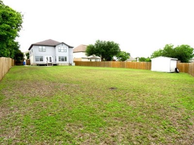 Pflugerville Single Family Home For Sale: 18316 Gantry Dr