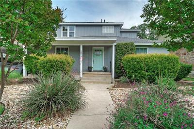Austin Single Family Home Pending - Taking Backups: 2517 Exposition Blvd