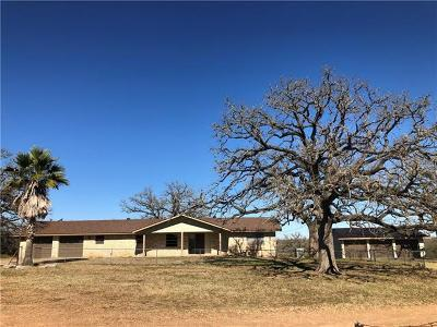 Bastrop County Single Family Home For Sale: 114 Della Mae Dr