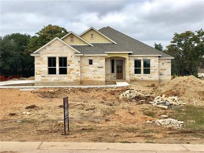 Dripping Springs Single Family Home Active Contingent: 793 Blueridge Dr