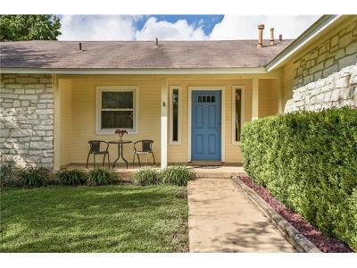 Round Rock Single Family Home Pending - Taking Backups: 2102 Meadow Brook Dr