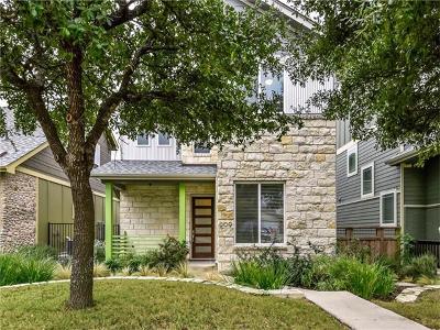 Travis County Single Family Home Pending - Taking Backups: 909 Morrow St