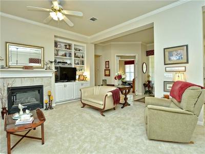 Georgetown TX Single Family Home Pending - Taking Backups: $315,000