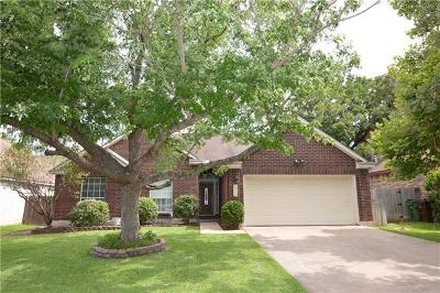 Round Rock Single Family Home Pending - Taking Backups: 2203 Falcon Dr