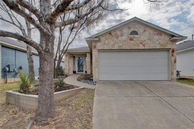 Travis County Single Family Home Pending - Taking Backups: 5615 Steven Creek Way