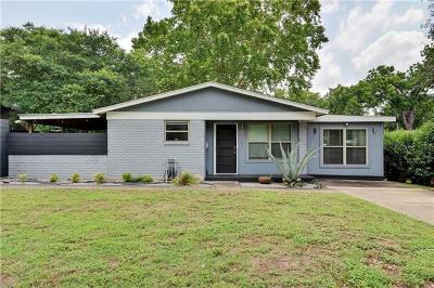 Austin Single Family Home For Sale: 1707 Forestglade Dr