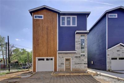 Austin Condo/Townhouse For Sale: 1148 Webberville Rd #1
