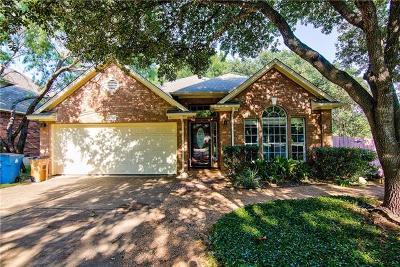 Austin Single Family Home For Sale: 13401 Capadocia Cv