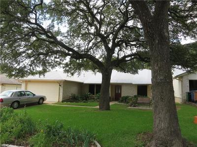 Austin Single Family Home For Sale: 3503 Lovage Dr