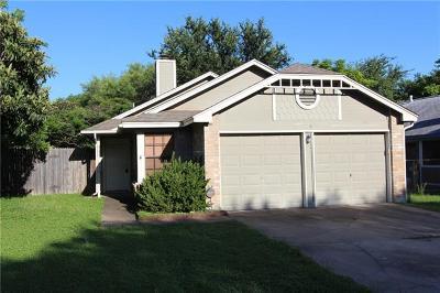 Single Family Home For Sale: 12403 Marogot Run