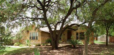 San Marcos Single Family Home For Sale: 915 Stagecoach Trl