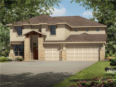 Leander Single Family Home For Sale: 3521 Venezia Vw