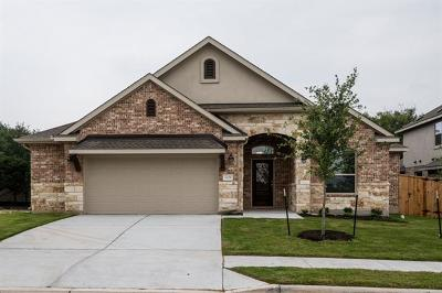 Leander Single Family Home For Sale: 2229 Sauterne Dr