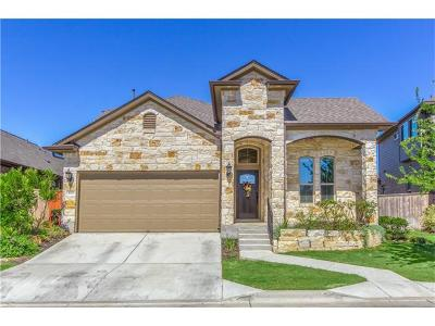 Georgetown Single Family Home For Sale: 4916 Scenic Lake Dr