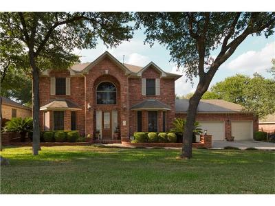 Hays County, Travis County, Williamson County Single Family Home For Sale: 11512 Arbor Downs Rd