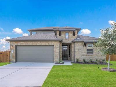 Hutto Single Family Home For Sale: 315 Simmental Loop