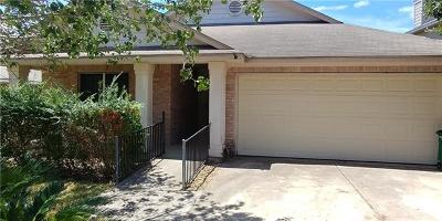 Hays County, Travis County, Williamson County Single Family Home For Sale: 2637 Gate Ridge Dr