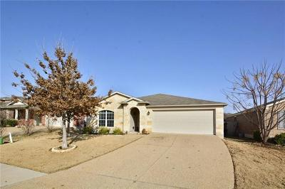 Leander Single Family Home Pending - Taking Backups: 748 Kingfisher Ln
