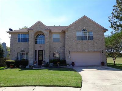 Pflugerville Single Family Home Pending: 2103 Talamore Rd