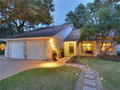 Single Family Home Active Contingent: 10707 Bayridge Cv