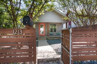 Single Family Home Pending - Taking Backups: 1213 Canterbury St