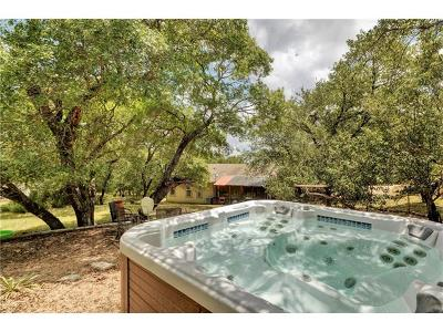 Dripping Springs Single Family Home Pending - Taking Backups: 1951 Spring Valley Dr