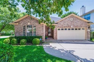 Single Family Home For Sale: 4200 Canyon Glen Cir