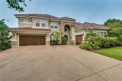 Austin Single Family Home For Sale: 1416 Hawks Canyon Cir