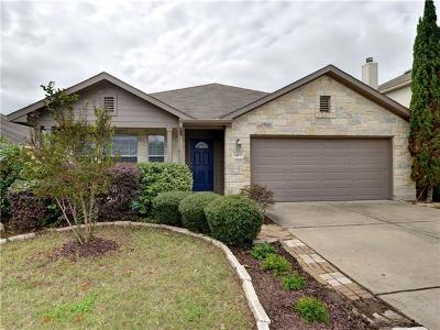 Hays County, Travis County, Williamson County Single Family Home Pending - Taking Backups: 1405 Melissa Oaks Ln