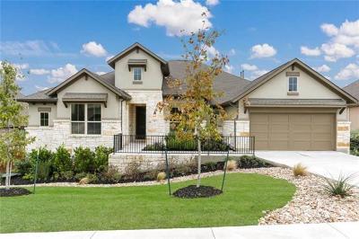 Austin Single Family Home For Sale: 5409 Lipan Apache Bnd