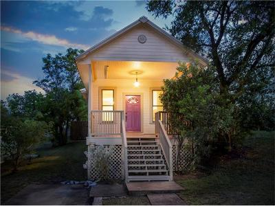 Austin Single Family Home For Sale: 1809 W 11th St