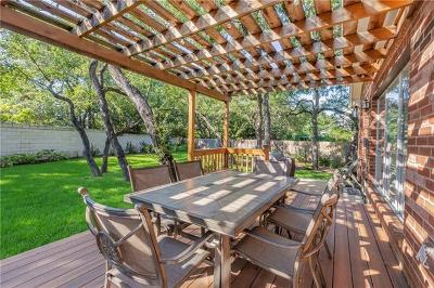Austin Single Family Home For Sale: 5217 Bluestar Dr