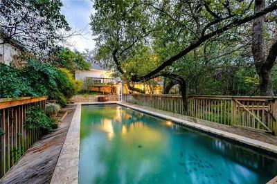 Austin TX Single Family Home For Sale: $1,895,000