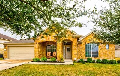 Pflugerville Single Family Home For Sale: 913 Portchester Castle Path