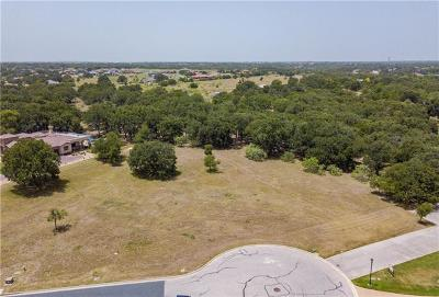 Georgetown Residential Lots & Land For Sale: 601 Goodnight Dr
