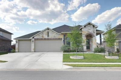 Leander Single Family Home For Sale: 525 Flag Ln
