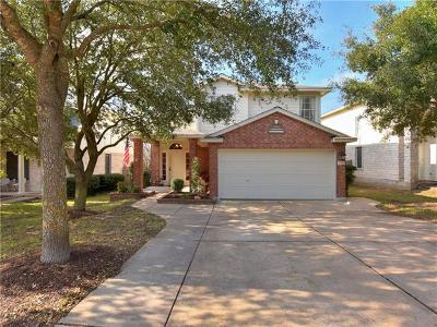 Round Rock Single Family Home Pending - Taking Backups: 3516 Rock Shelf Ln