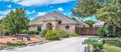 Cedar Park Single Family Home For Sale: 609 S Cougar Ave