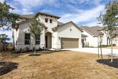 Dripping Springs TX Single Family Home For Sale: $581,900