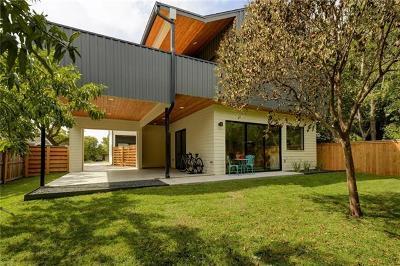 Hays County, Travis County, Williamson County Single Family Home For Sale: 504 Krebs Ln #B