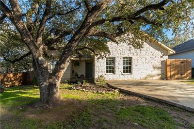 Austin Single Family Home For Sale: 2201 Red Fox Rd
