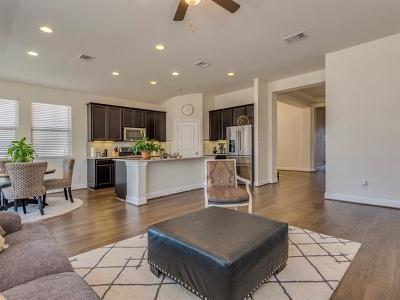 Round Rock Single Family Home For Sale: 2308 Centennial Loop